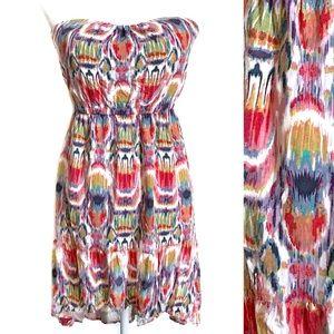 BB Dakota • Kylene Strapless High Low Dress